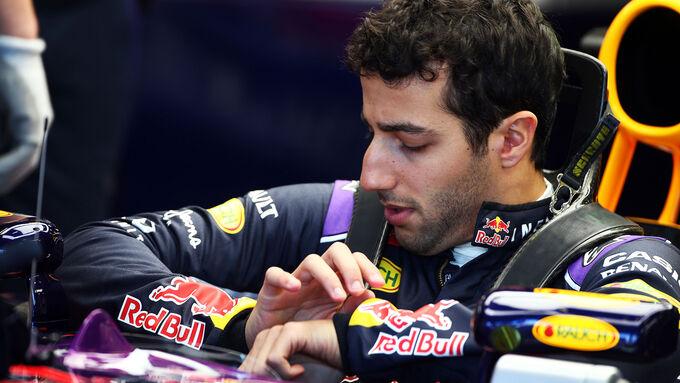 Ricciardo gibt sich diplomatisch