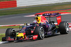 Daniel Ricciardo bestraft