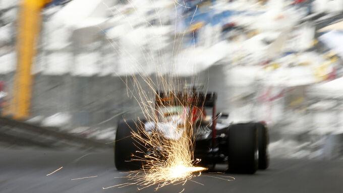 F1 Technik Skid Blocks