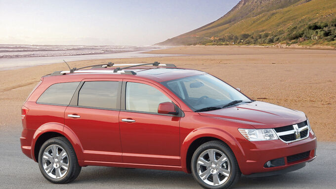 fiat chrysler modelltausch dodge journey kommt als fiat. Black Bedroom Furniture Sets. Home Design Ideas
