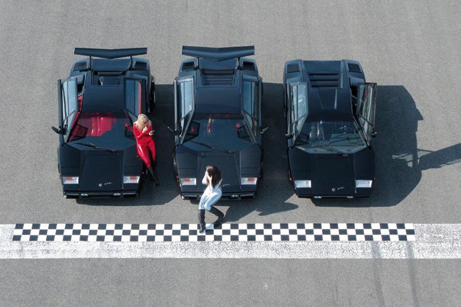 Lamborghini Countach Lp 5000 Turbo S Lp 400 Die Bullen Kommen Auto Motor Und Sport