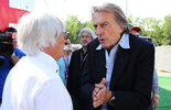 Ecclestone  Montezemolo - Formel 1 - GP Spanien - 11. Mai 2013