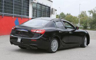 Erlkönig Alfa Giulia