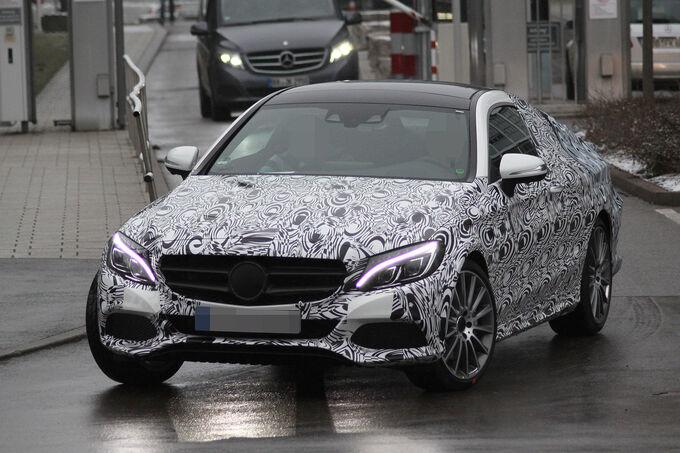 2015 - [Mercedes] Classe C Coupé & Cabriolet [C205/A205] - Page 4 Erlkoenig-Mercedes-C-Coup--fotoshowImage-6d23a957-838388