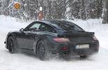 Erlkönig Porsche 911 Turbo