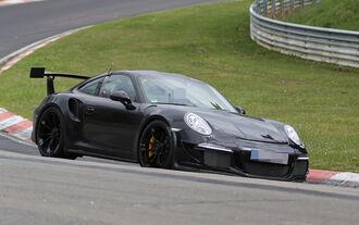 Erlkönig Porsche GT3 RS
