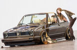 Essen Motor Show 2015 - VW Golf I Cabrio - Tuning