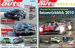 Extra-Beilage sport auto-Zeitschrift 01-2011