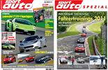 Extra-Beilage und sport auto-Zeitschrift 04-2011
