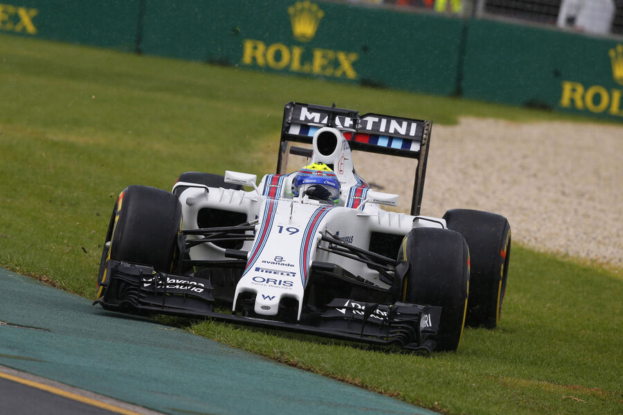 Felipe-Massa-Williams-Formel-1-GP-Austra
