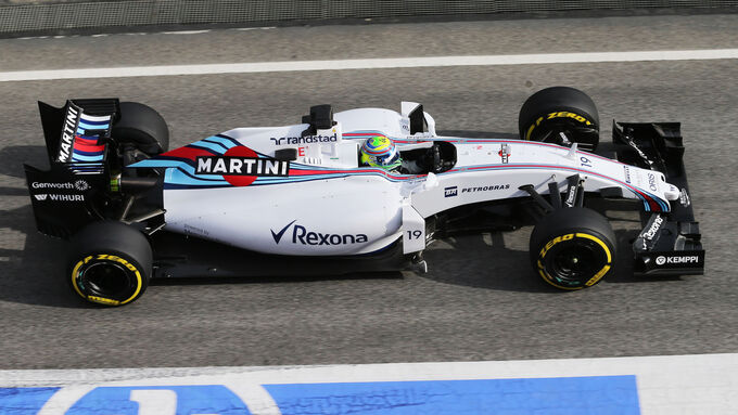 Williams mit positiver Bilanz