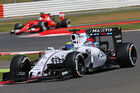 Felipe Massa - Williams - GP England - Silverstone - Qualifying - Samstag - 4.7.2015