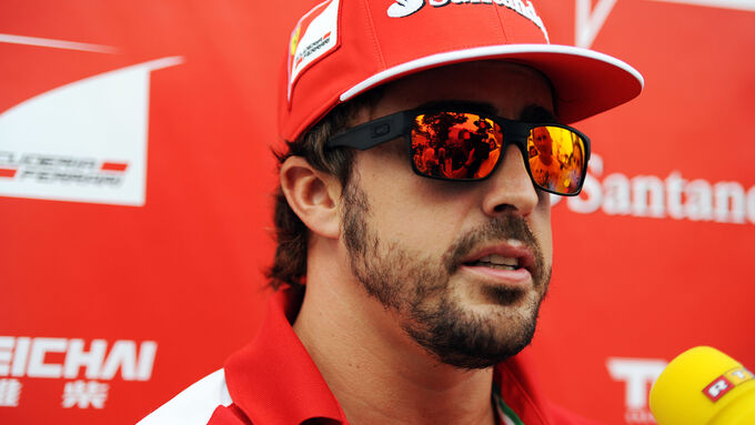 Alonso will Williams schlagen
