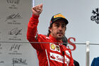 Fernando Alonso - GP China 2014