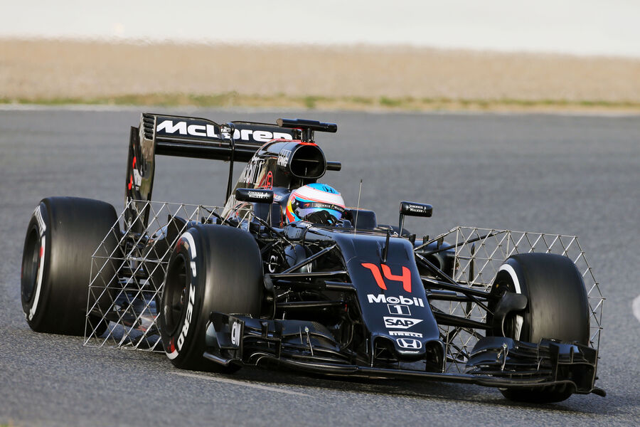 McLaren MP4-31 Honda - Page 15 - F1technical.net
