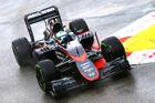 Fernando Alonso - McLaren - GP Monaco 2015