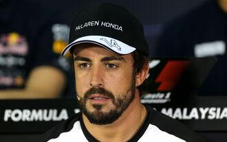 Lenkproblem führt zu Alonso-Crash