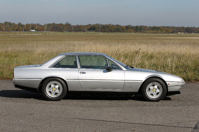 Ferrari 412, 1988, Seite