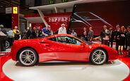 Ferrari 488 GTB - Sportwagen - Genfer Autosalon 2015