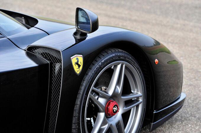 Ferrari Enzo - Supersportler - V12 - Versteigerung - RM Auctions - 01/16