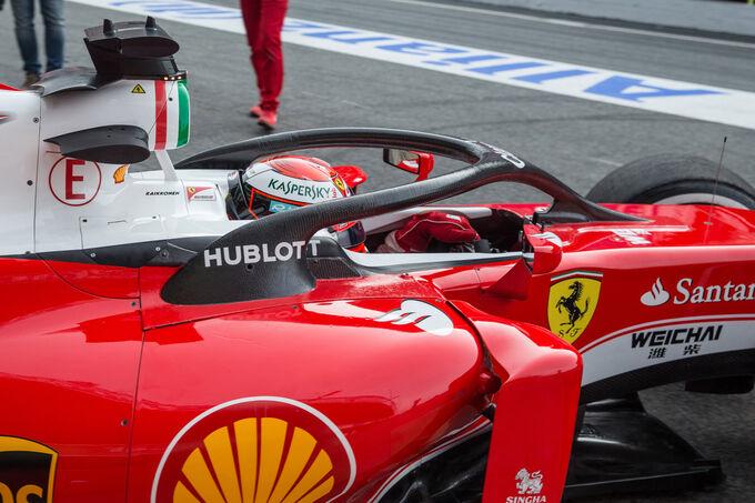 F1 Racing Board • Thema anzeigen - Cockpitschutz Halo