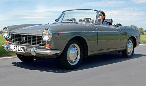 Fiat 1500 Cabriolet (63-65)