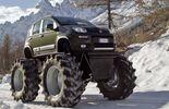 Fiat Panda 4x4 Monstertruck