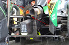 Technik-Highlights GP Belgien