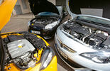 Ford Focus ST, Opel Astra OPC, Renault Megane R.S.