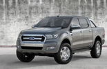 Ford Ranger 2015 Facelift