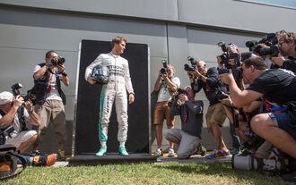 So will Rosberg Hamilton schlagen