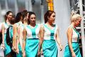 Grid Girls GP Malaysia 2015