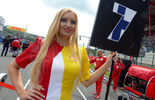 Formel 1 - Grid Girls - GP Belgien 2014