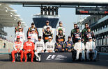Formel 1 - Gruppenfoto - GP Abu Dhabi 2014