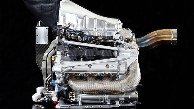 Neue Motoren in Sochi