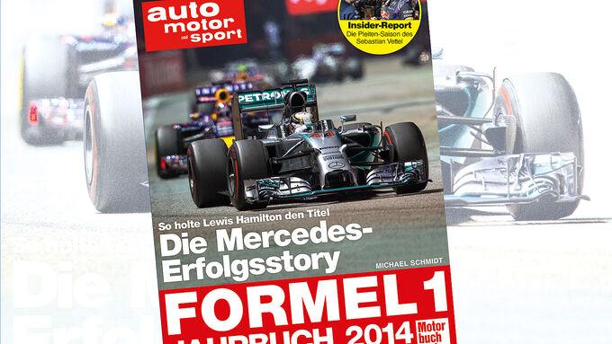 Formel 1-Jahrbuch 2014