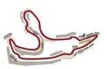 Formel 1- Rennstrecke Belgien