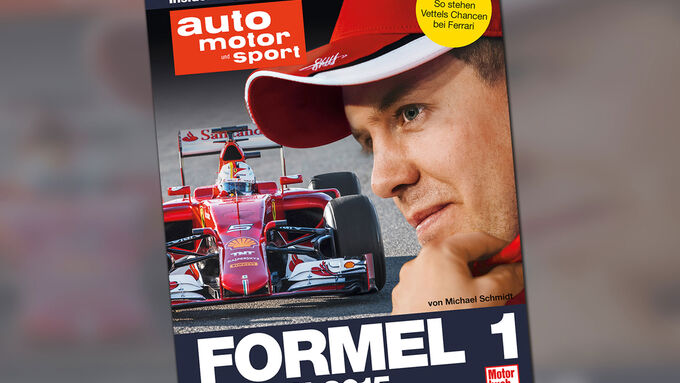 neues formel 1 buch die saison im berblick auto motor und sport. Black Bedroom Furniture Sets. Home Design Ideas