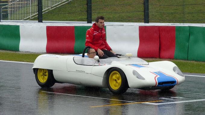 F1 Tagebuch Japan 2014