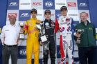 Formel 3 EM Silverstone 2015