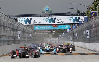 Formel E Malaysia (Rennen)