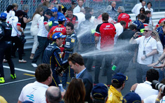Formel E - Sebastien Buemi - Monaco