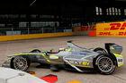 Formula E Campos racing NextEV