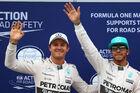 Hat Rosberg Hamilton blockiert?