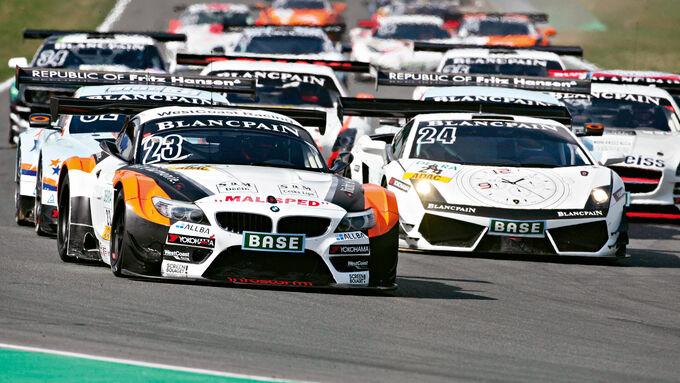 GT Masters, Fahrerfeld