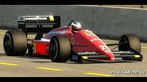 Gerhard Berger - Ferrari - Jerez - F1 2013 - Game Classic