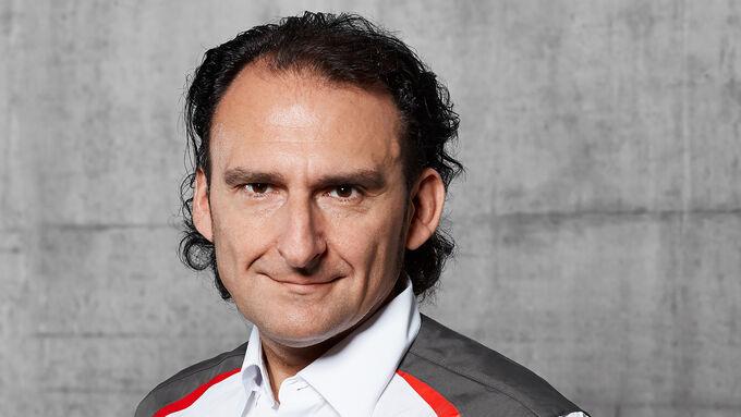 Sauber Chefingenieur Dall'Ara