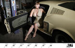 Girls legendary US-Cars 2013 Wochenkalender
