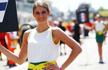 Grid Girls - GP Italien - Monza