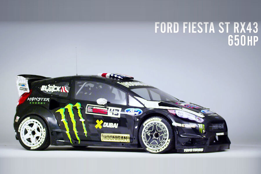 gymkhana 8 ken block tanzt mit 650 ps fiesta auto motor und sport. Black Bedroom Furniture Sets. Home Design Ideas